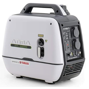 groupe électrogène Inverter Aima AY2000i blanc