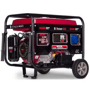 groupe électrogène AVR Böhmer-AG 9000W-E couleur rouge