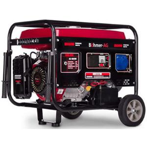 groupe électrogène essence Böhmer AG 8500w rouge