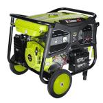 groupe électrogène Böhmer AG WX5000K-E 7500 watts vert