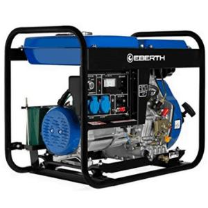 Groupe électrogène diesel Eberth 5000 w
