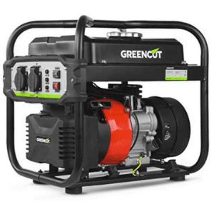 groupe électrogène inverter greencut GRI200XM noir