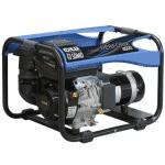 groupe électrogène 4000w Perform SDMO 4500w bleu