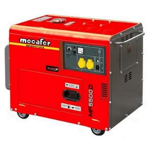 Groupe électrogène diesel Mecafer MF5500 D