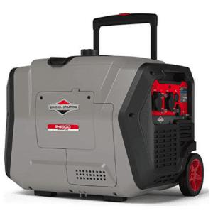 groupe électrogène 4000w PowerSmart Series P4500 gris et rouge