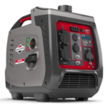 groupe électrogène PowerSmart Series P2400 Inverter gris et rouge