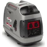 Groupe électrogène Inverter P2200 Gris