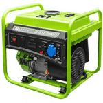 groupe électrogène 3000w Zipper vert