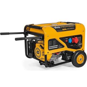 groupe électrogène AVR VITO Pro Power 230V/400V jaune 6500w