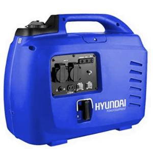 groupe électrogène Hyundai 3300w bleu inverter