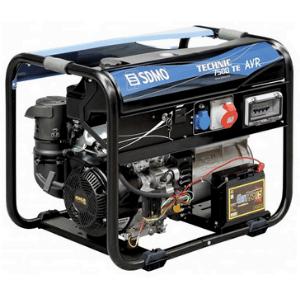 groupe électrogène SDMO 6500 watts bleu