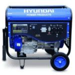 groupe electrogene hyundai 4000w bleu HG4000