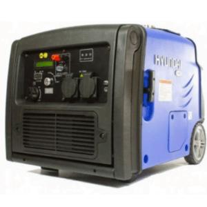 groupe electrogene hyundai 3200 watts bleu