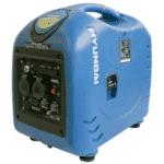 generateur hyundai 3000 watts bleu essence