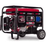 Bohmer ag 9000w-e 8500 watts rouge et noir