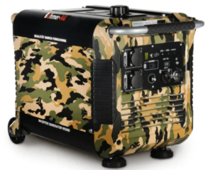 groupe électrogène Bohmer AG W5500i