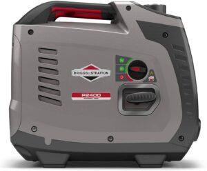 Fonctionnement du groupe électrogène PowerSmart Inverter P2400