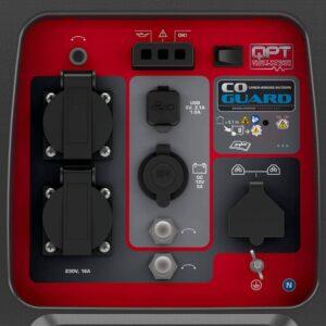 Quelles sont les caractéristiques techniques du PowerSmart Inverter P2400?