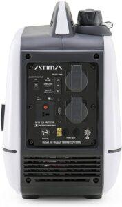 fiche technique du Atima AY2000i