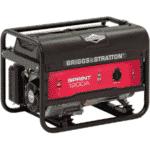 Briggs & Stratton SPRINT 1200A Groupe électrogène portable à essence - 900 watts