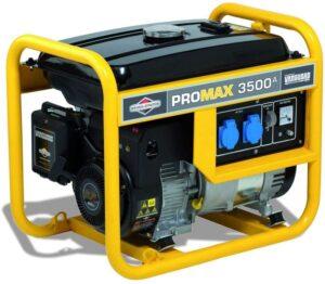 Groupe électrogène Brico Marché - PROMAX3500A